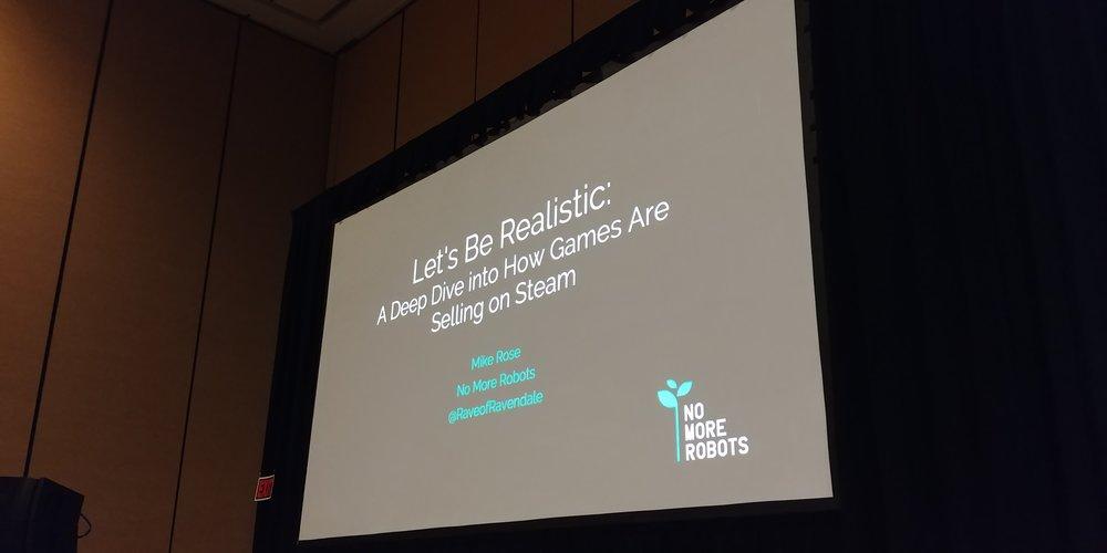 La speranza, dice Rose, è che emerga una nuova piattaforma centralizzata e, importante, curata. Ma dovrebbe nascere da una comunità già esistente, altrimenti è impossibile competere con Steam.