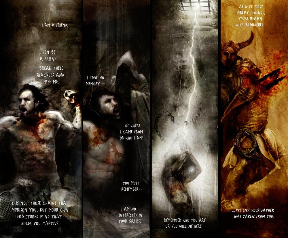 La storia che racconta non è così interessante, ma  Rise of the Warrior  raggiunge picchi visivi notevoli.