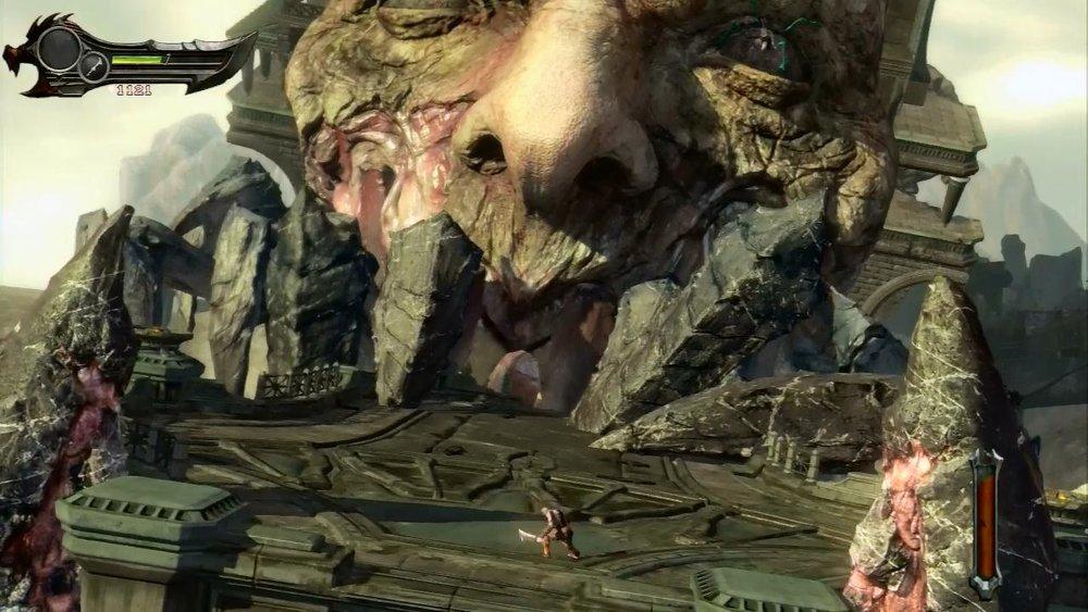 Boss giganteschi che sono livelli interamente calpestabili, oppure livelli interamente calpestabili che sono giganteschi boss.