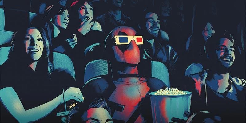 Guess what? La campagna promozionale di  Deadpool 2  è la migliore mai fatta.