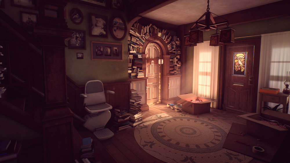 Uno fra i giochi recenti che Fares ha preferito è   What Remains of Edith Finch   .