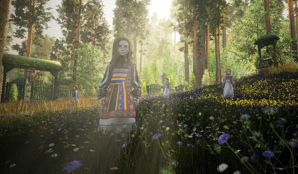 Sovrannaturale a parte, gli sviluppatori di Interactive Stone hanno cercato di ricreare l'atmosfera rurale della Romania dei primi anni Venti.