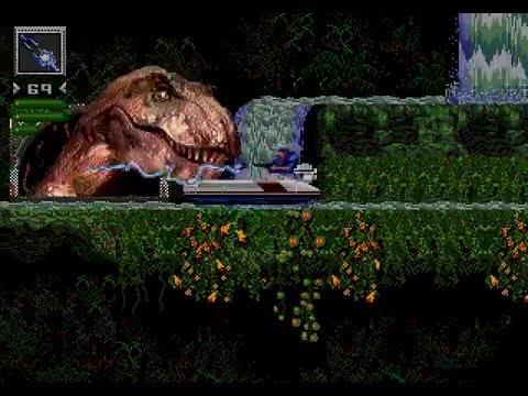 E dopo avervi raccontato tutto questo, sognerò il livello col gommone mentre il T-Rex cerca di sbranarmi e di non precipitare sulle rocce aguzze. Non so se sia un bene.