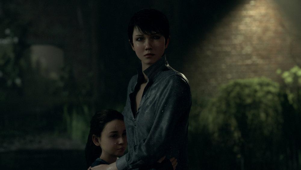 Ammetto di averci messo un po' ad associare Valorie Curry a Kara, perché ci vedevo sempre Emma di  The Following .