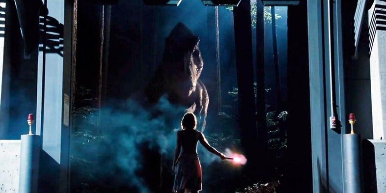 L'unico momento di  Jurassic World  che vi ha fatto palpitare il cuore.