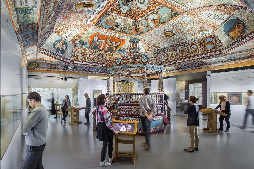 Una rielaborazione della sinagoga di Gwoździec