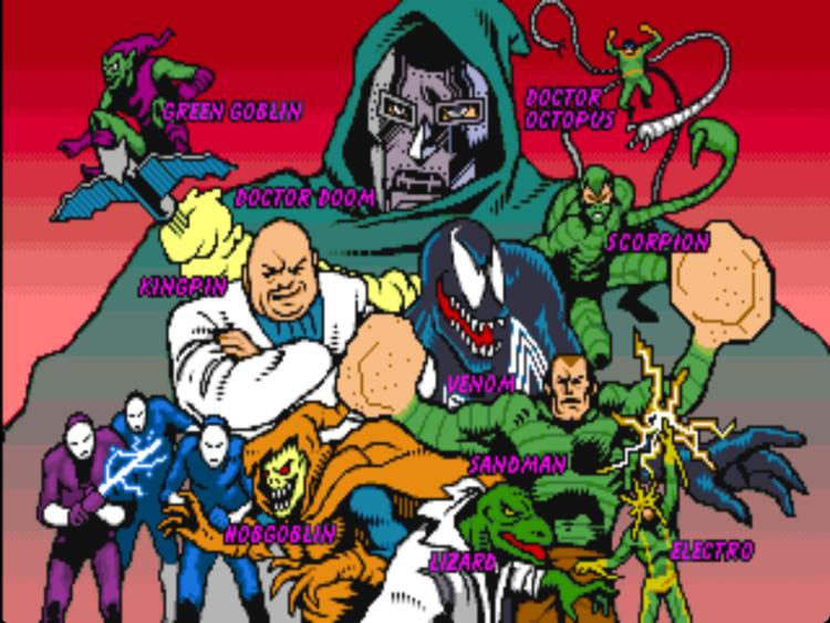 Levoluzione del ragno: i cartoni animati di spider man dagli anni