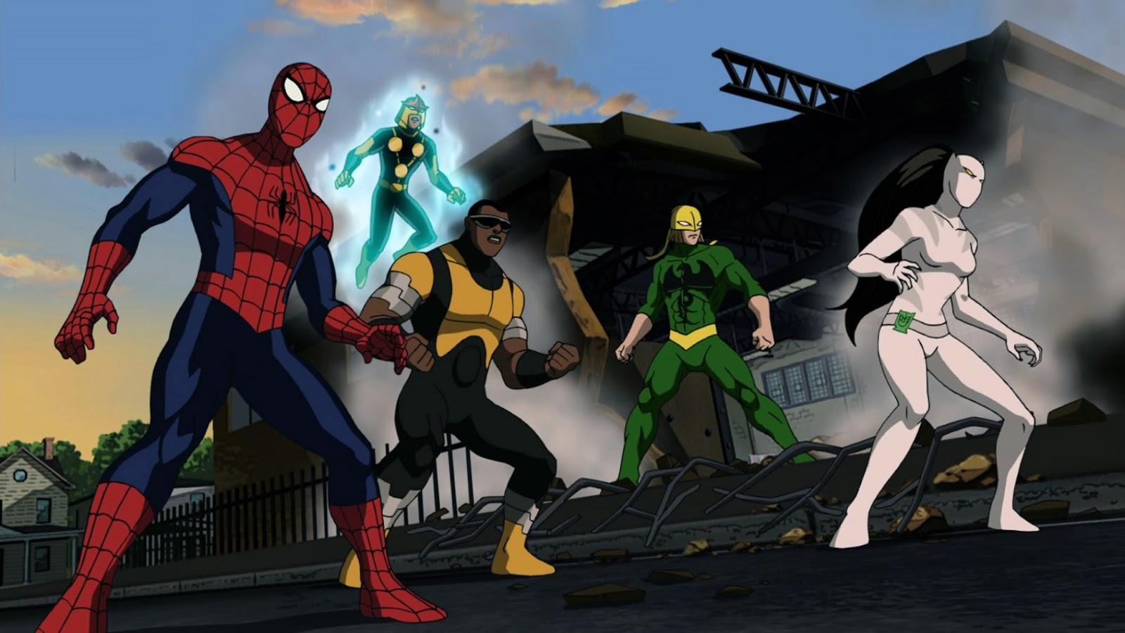 L uomo ragno spiderman cartoni animati feste a tema