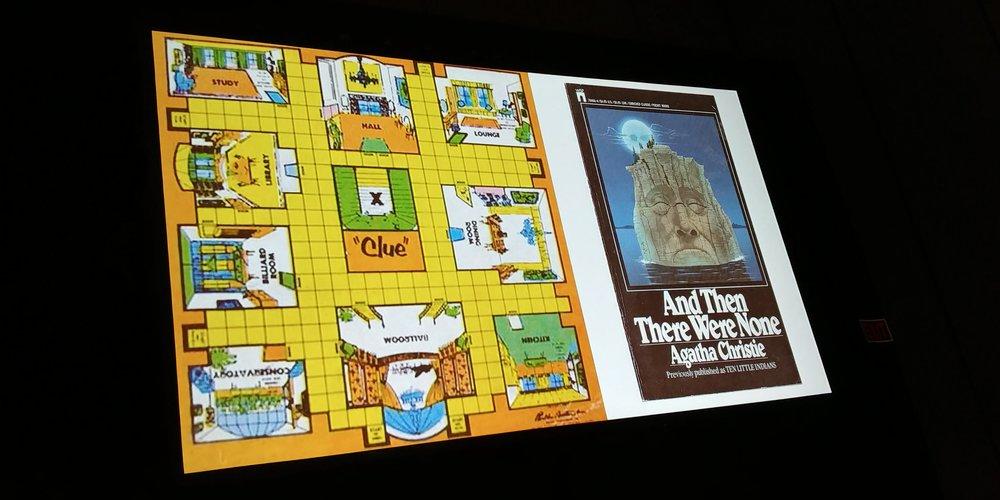 Un Apple II, un dischetto, una storia ispirata ai gialli e, per la prima volta in un'avventura, della grafica. Questi i concetti alla base di  Mystery House .