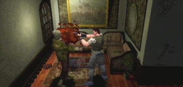 Resident Evil. Capcom, 1996.
