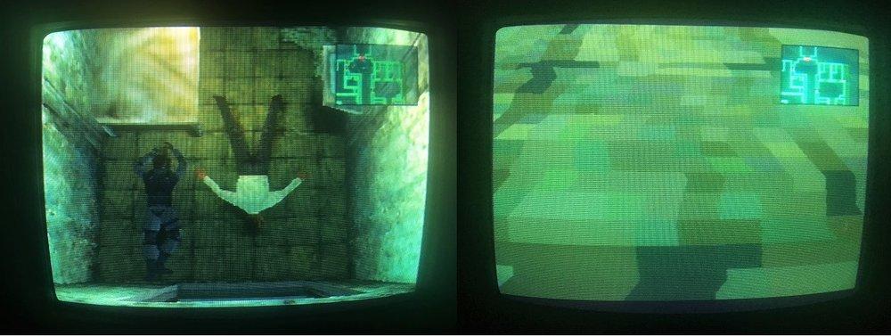 Metal Gear Solid, EU Version. 1999, Konami.