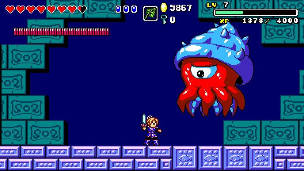 L'avreste mai detto? Un dungeon acquatico ingegnato con sapienza. lo trovate in  Aggelos .