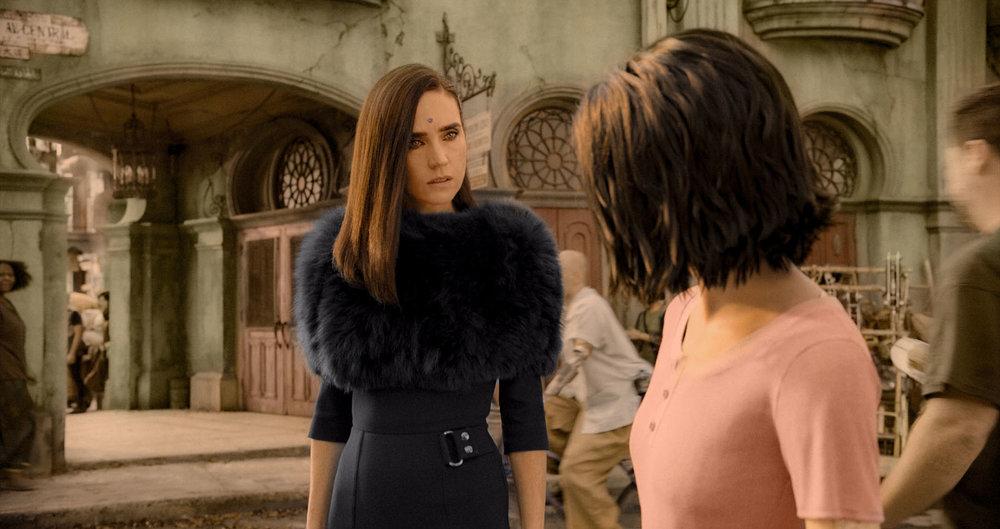 La Chiren di Jennifer Connelly è lo stesso personaggio dell'anime, eppure è completamente diverso.