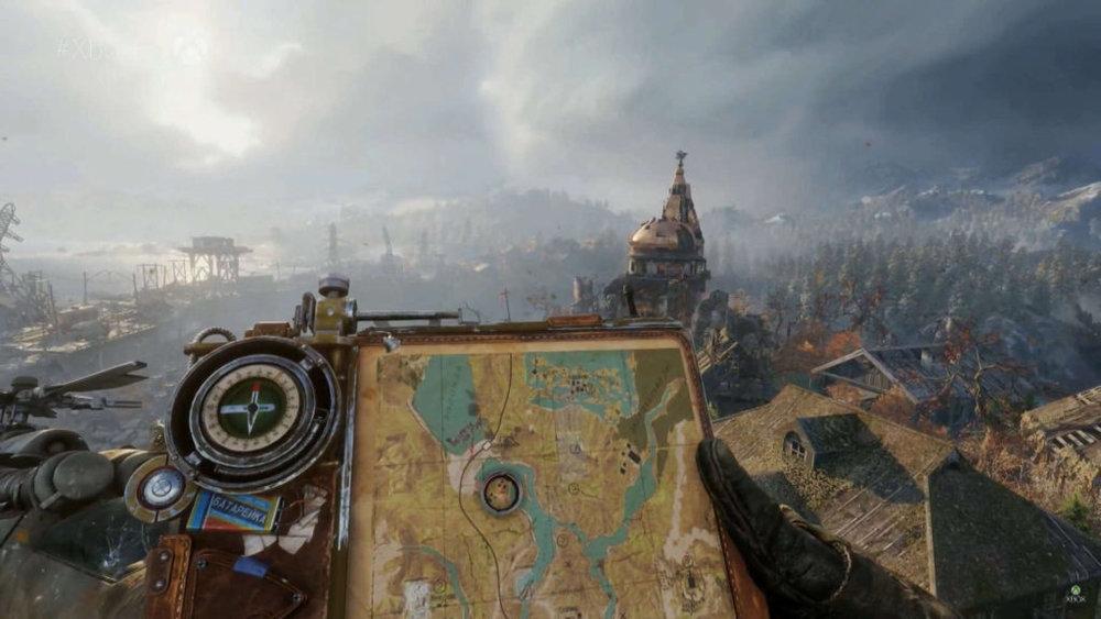 Volevi il realismo? Eccoti la mappa!