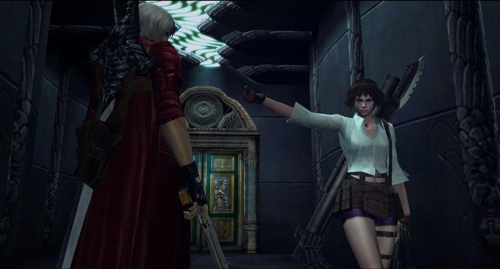 Il gioco in una delle sue innumerevoli remaster.