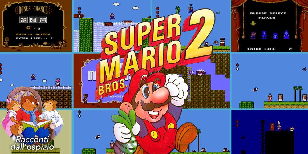 Super Mario Bros 2 Snes Longplay - ▷ ▷ PowerMall