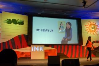 Susan Lim -TED 2010