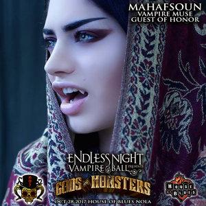 Krewe Endless Night Vampire Ball