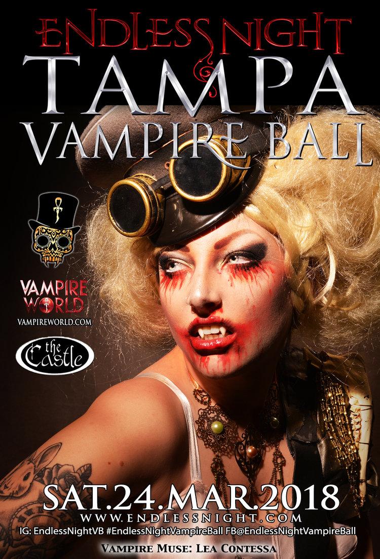 Endless Night Tampa Vampire Ball 2018 Endless Night Vampire Ball