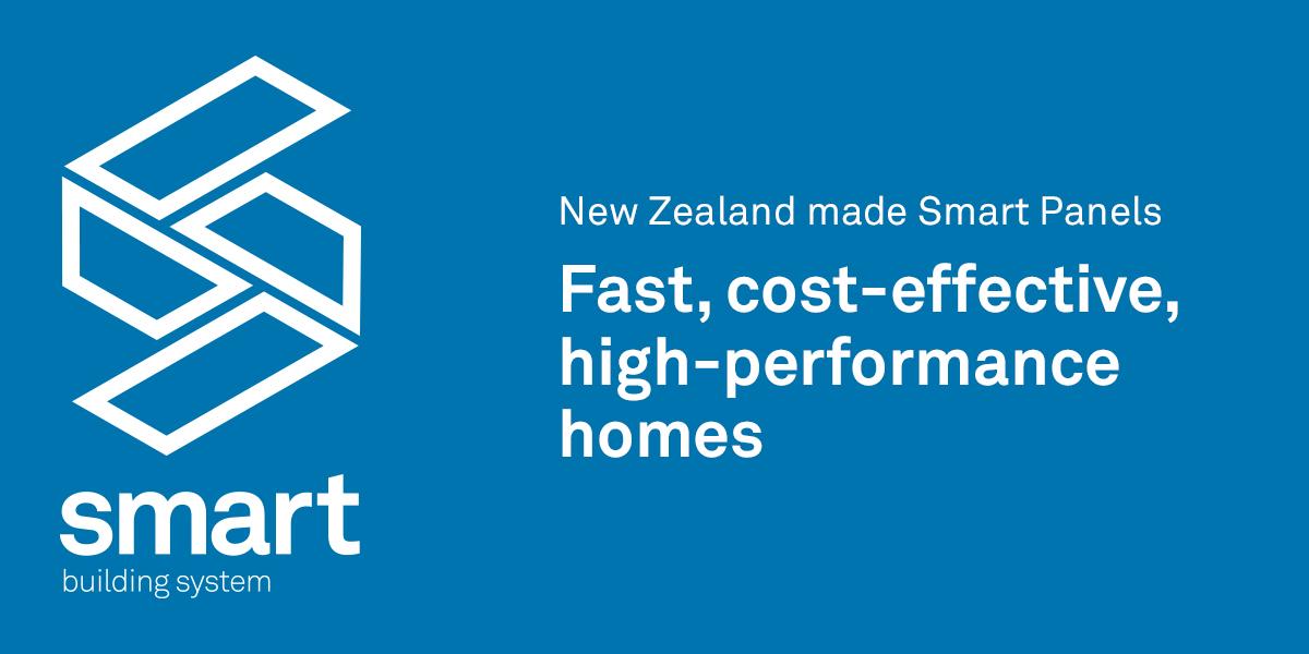 Smart Panels • NZ made, fast, cost-effective SIP