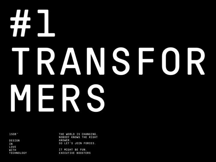 MB Executive #1 Transformers