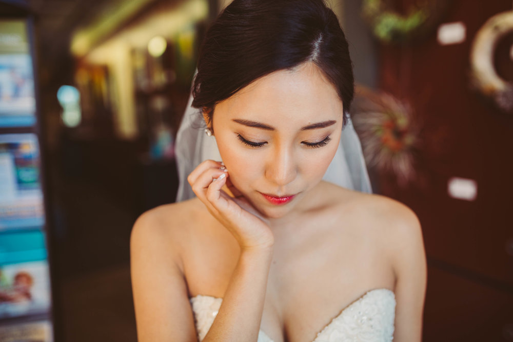 Seattle Asian Makeup Artist