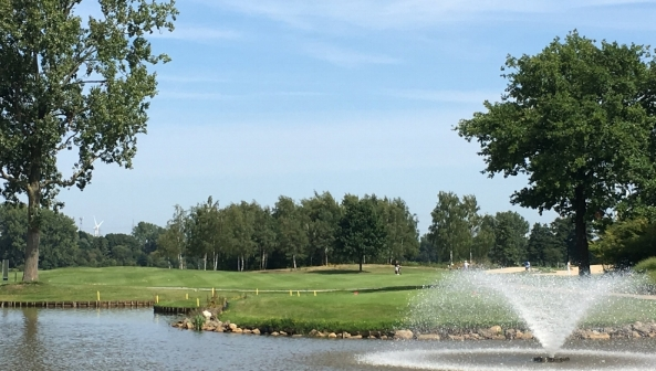 Millennium Golf, one of Belgium's most recent golf courses.