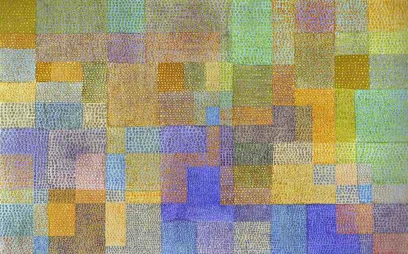 Paul Klee, Polyphony