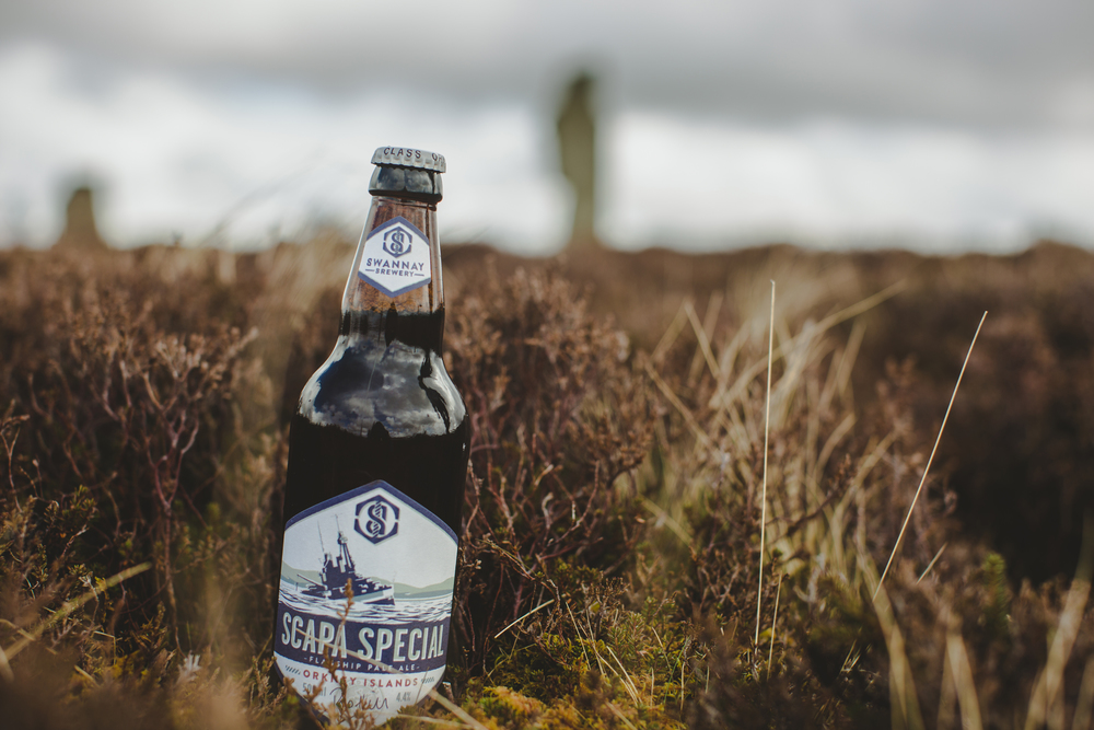 WORLD CLASS BEERS FROM THE ORKNEY ISLANDS    SEE OUR BEERS