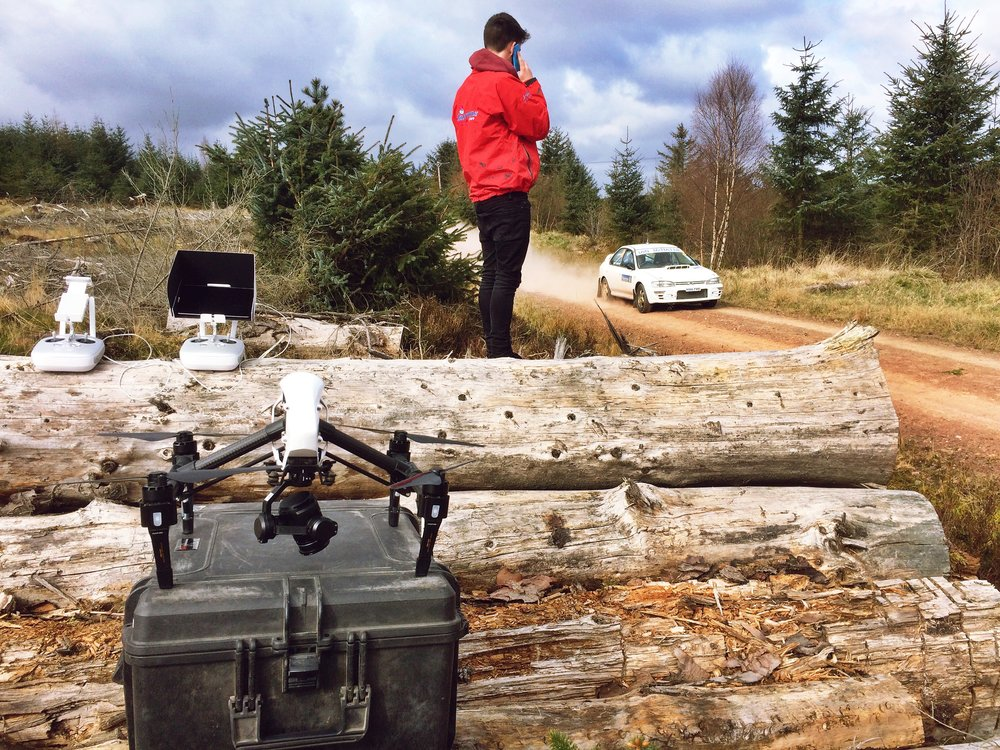 Drone inspire Pro