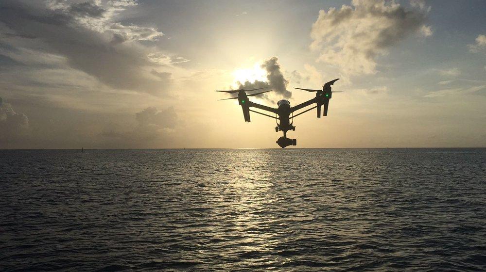 Dji Drone insprie pro