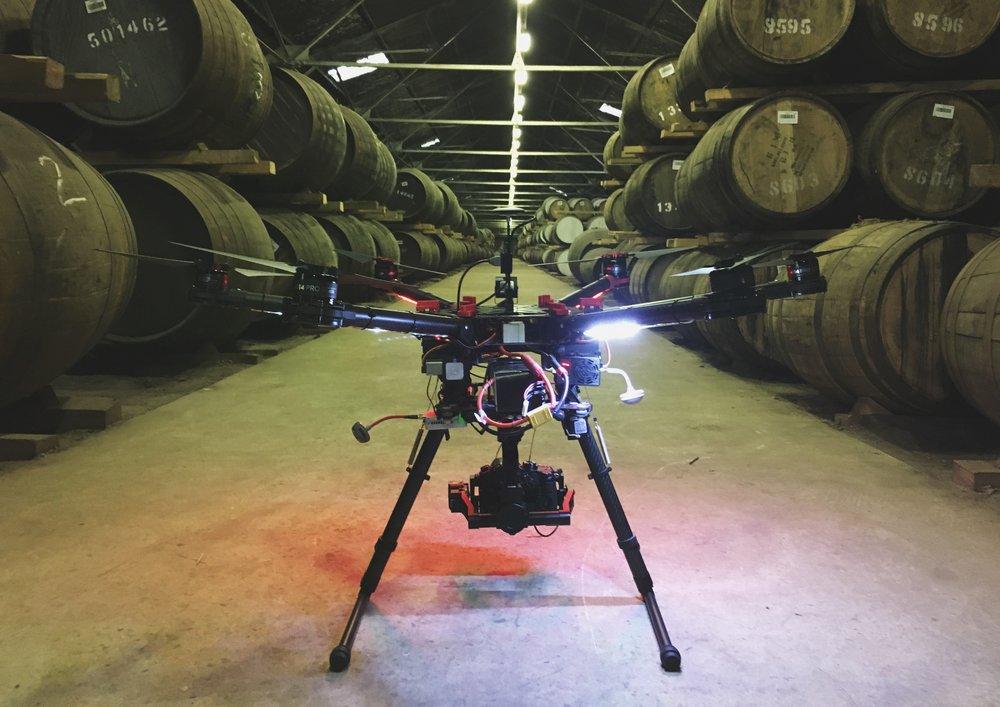 DJI Drone S900