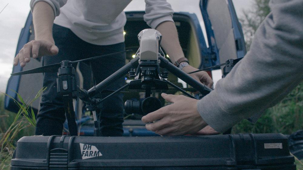 Drone DJI Inspire Pro