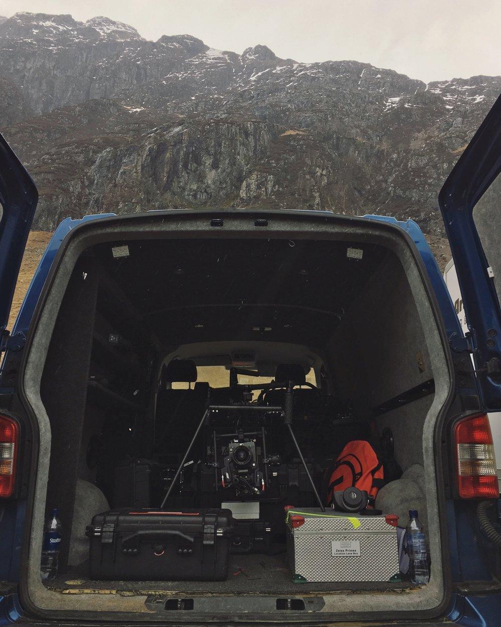 VW Alta 8 alexa Mini Movi Pro