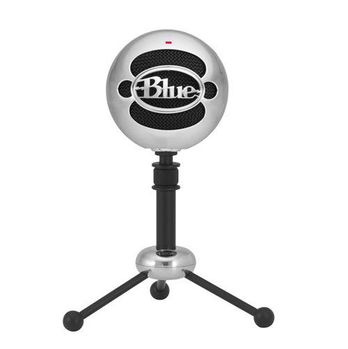 "<p><strong><a href=""http://amzn.to/1Z8NWJT"" target=""_blank"">Blue Snowball USB Microphone</a></strong>$69.99</p>"