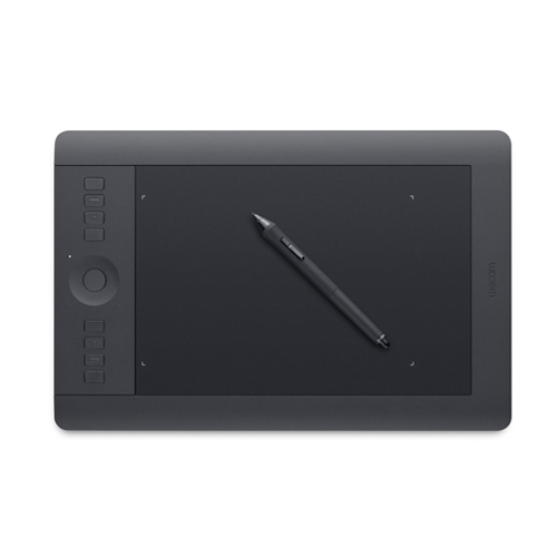 "<p><strong><a href=""http://amzn.to/20QvyG3"" target=""_blank"">Wacom Intuos Pro Tablet, Medium</a></strong>$349.99</p>"