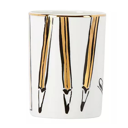 "<p><strong><a href=""https://www.katespade.com/products/daisy-place-pencil-cup/854770.html"" target=""_blank"">Daisy Place Pencil Cup by Kate Spade</a></strong>$20.00</p>"