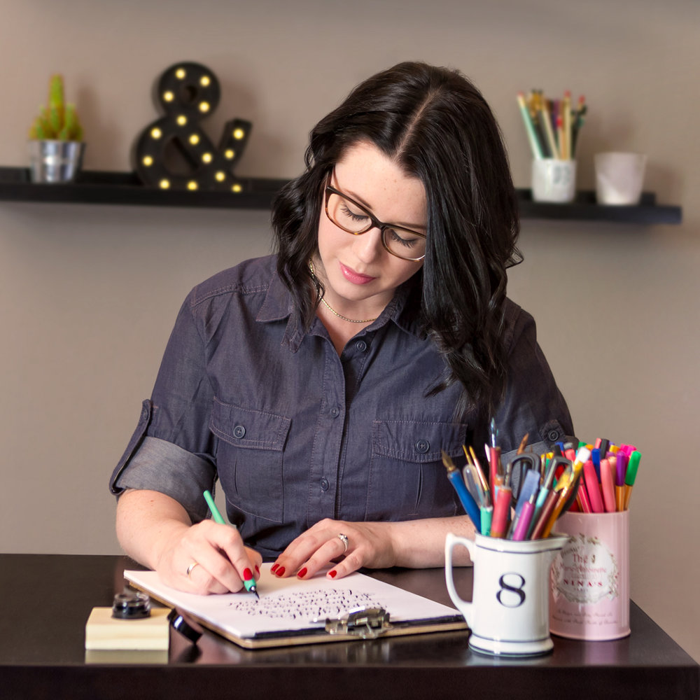 Molly Suber Thorpe   Calligrafile Founder & core CONTRIBUTOr    Athens, Greece   Molly is a calligrapher, teacher, and author. Her first book,  Modern Calligraphy , has reached tens of thousands of budding calligraphers, and is available in Spanish and Chinese translations. Her second book,  The Calligrapher's Business Handbook  came out in May 2017 and addresses the business side of lettering arts.  Molly graduated from UCLA's Design Communication Arts program in 2009 with a concentration in typography and layout design. Prior to that, Molly studied art history, comparative literature, and creative writing at The American University of Paris. After spending nearly a decade in Los Angeles, Molly now resides in Athens, Greece, where she works with clients all over the world.   Molly Suber Thorpe →
