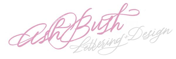Ash Bush Lettering & Design