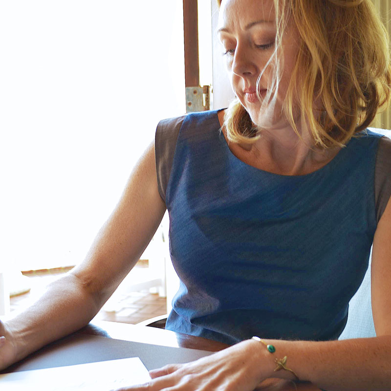 Kelly Chilton   CONTRIBUTOR    Costa Mesa, California, USA   Kelly earned a B.A. in Graphic Design and spent years as an Art Director and graphic designer before transitioning into calligraphy. She specializes in pointed pen calligraphy and loves to experiment with line, flourishing, and more recently, graphite. Her lifetime loves are music and the ocean which are often integrated into her work. She is the calligrapher and artist behind Lovers and Dreamers, doing commission and wedding work. Kelly is a sailor, scuba diver, and competitive rower. She lives with her two children in Southern California.   Lovers and Dreamers →