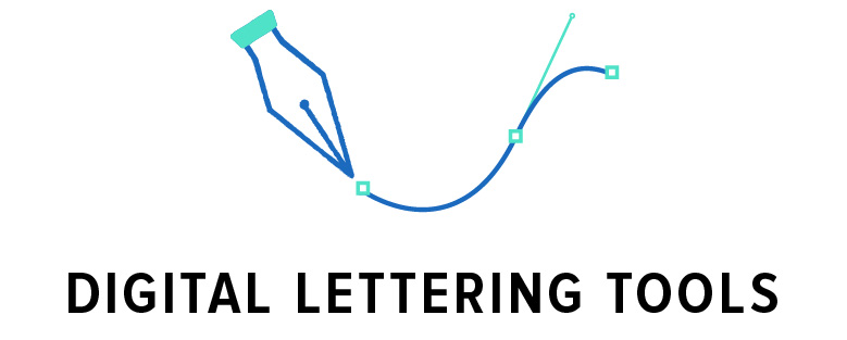 Digital Lettering Tools