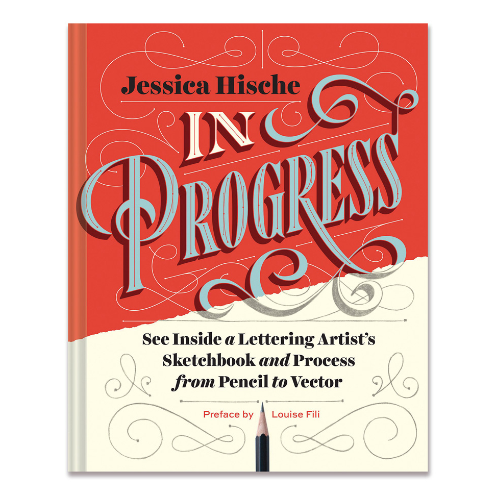 "<p><strong><a href=""http://amzn.to/1VrT4K2"" target=""_blank"">""In Progress"" by Jessica Hische</a></strong>$29.95</p>"
