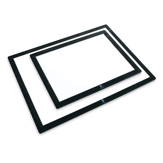 "<p><strong><a href=""http://amzn.to/2fS5oWY"" target=""_blank"">Daylight Dimmable LED Lightpad</a></strong>$110.00+</p>"