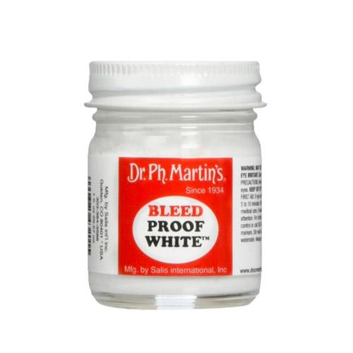 Dr. Martin's Bleedproof White