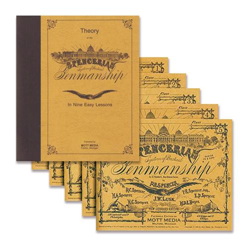 Specerian Theory Workbooks