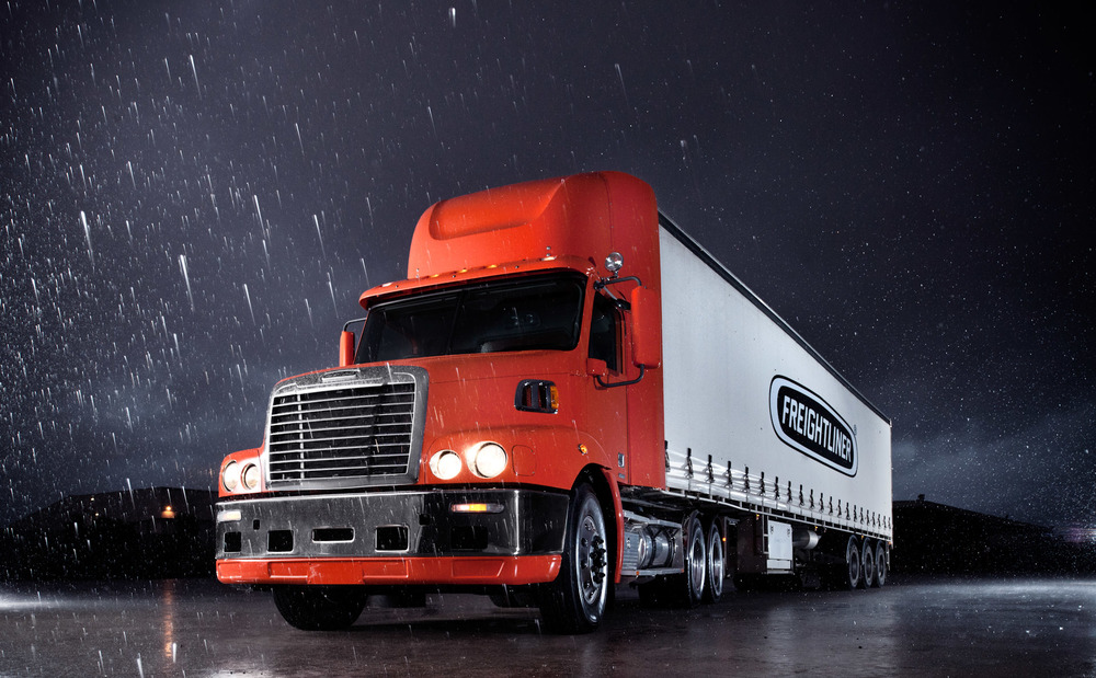 Client: Freightliner Trucks