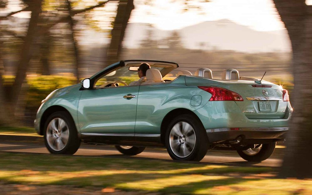 Nissan shows how good convertible design can all go wrong.