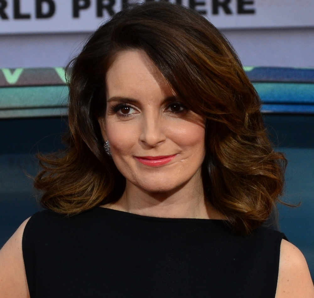 Tina Fey attribution: By Mingle Media TV -, CC BY-SA 2.0, wikimedia commons