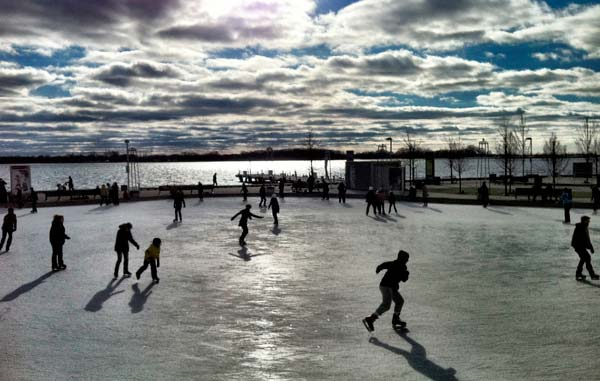 Natrel Rink. Photo Credit: Michael Tutton.