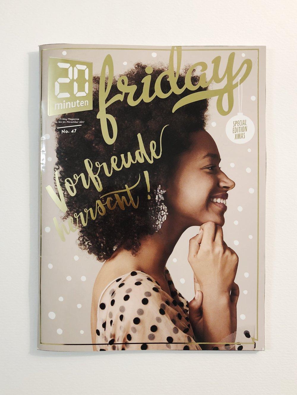 Friday Magazine Dec 2017